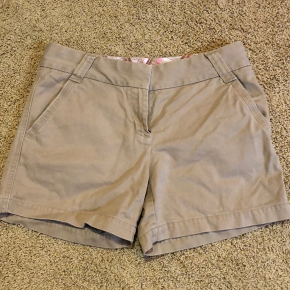 J. Crew Pants - J. Crew Chino City fit shorts